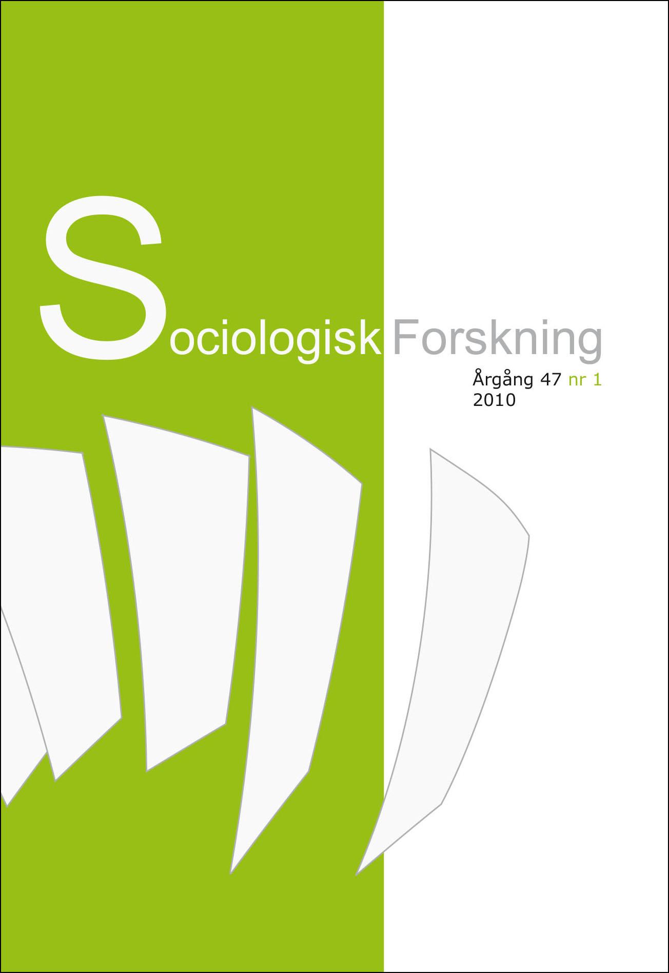 Visa Vol 47 Nr 1 (2010)