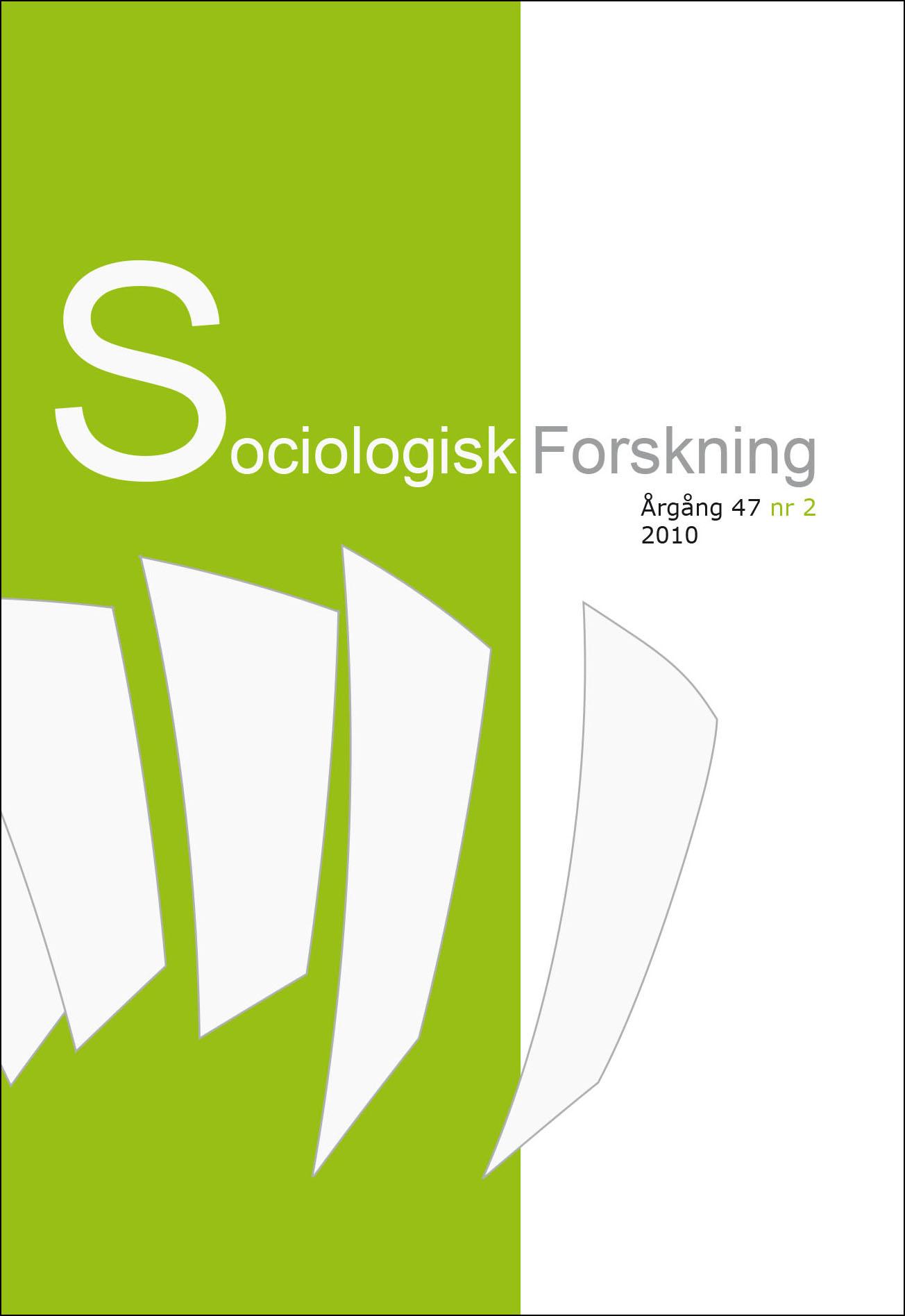 Visa Vol 47 Nr 2 (2010)