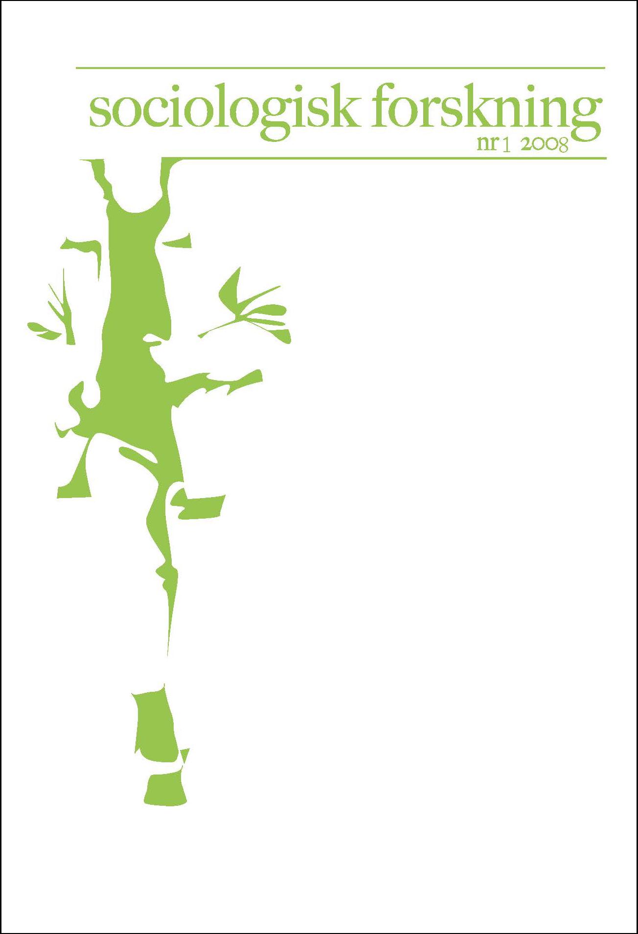 Visa Vol 45 Nr 1 (2008)