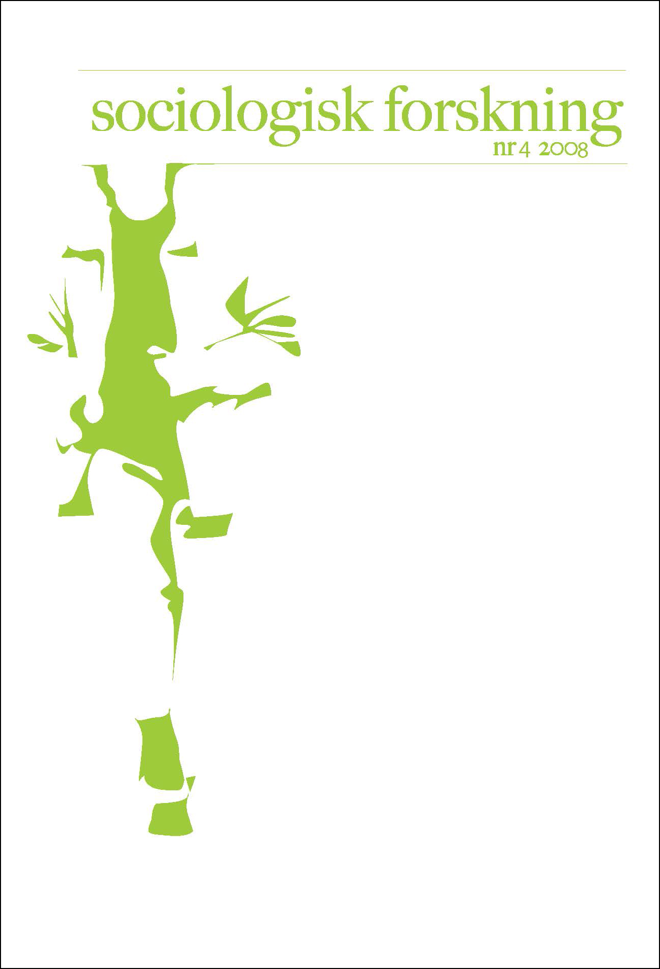 Visa Vol 45 Nr 4 (2008)