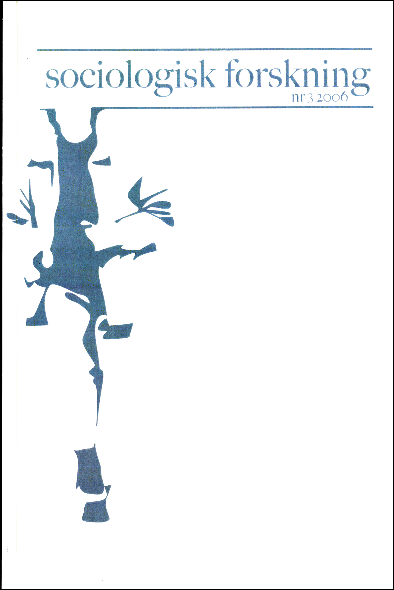 Visa Vol 43 Nr 3 (2006)