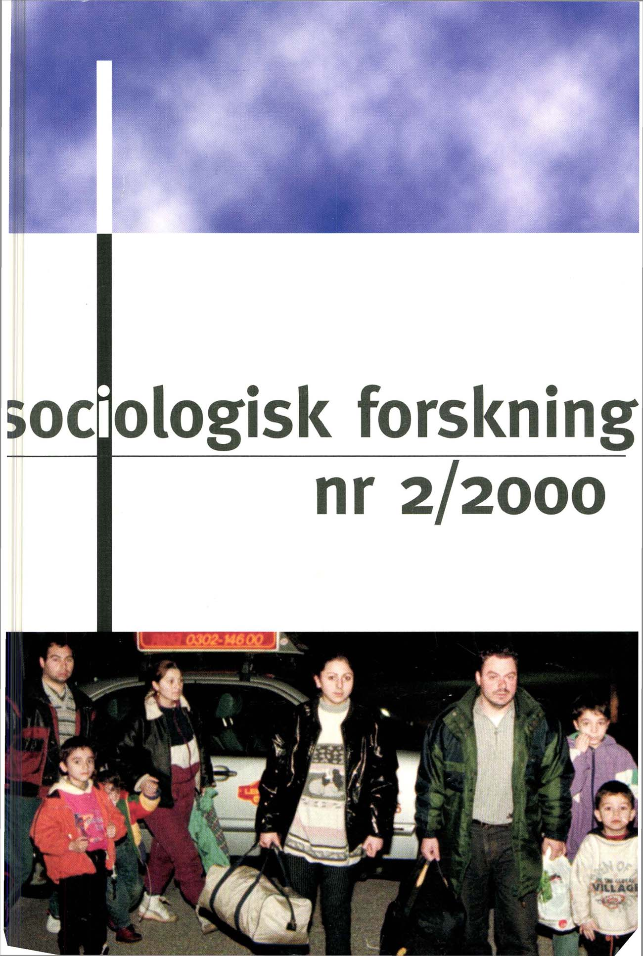 Visa Vol 37 Nr 2 (2000)